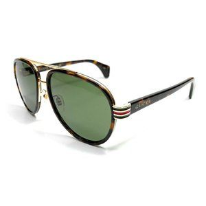 New Unisex Gucci Havana Sunglasses